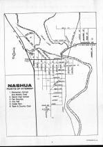 Map Image 001, Chickasaw County 1990